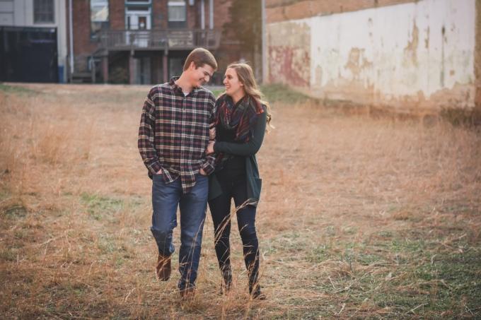 Couples Portraits – Hannah &Mason