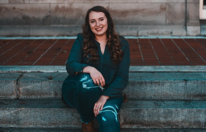 Senior Portraits – Hannah